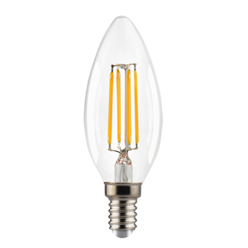 Ctorch Decoratieve E14 4 W Led Licht Edison Kaars Lamp Verlichting C35 Gloeidraad Led Lamp