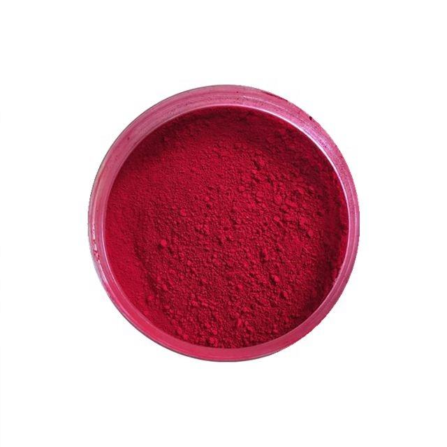 Cosmetic grade matte pigment Red 7 Ca Lake dye for lipstick nail polish etc