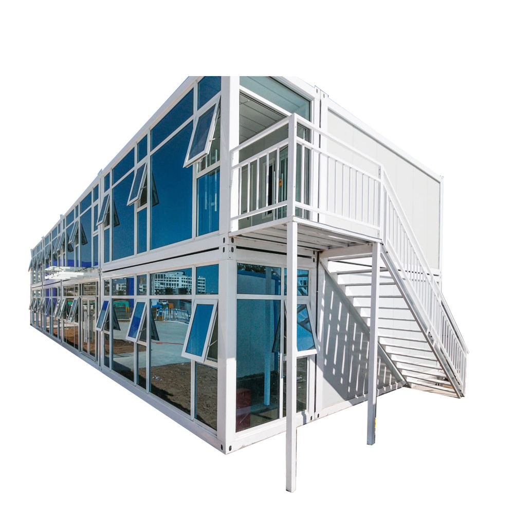 Chinese pre fabricated 2 3 4 bed bedroom modern homes prefab house prefabricated