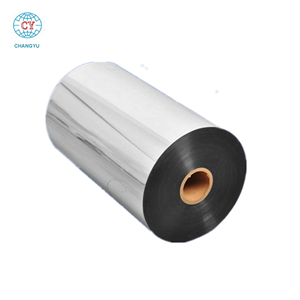 10mic Reflective Metallic Mylar/Polyester Plastic Wrapping Film for Flexible Packing