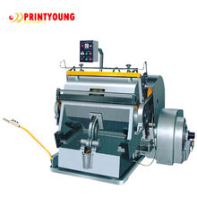 ML750 Paper Die Cutting and Creasing Machine