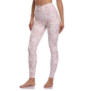 Custom Leggings Voor Vrouwen Volledige Lengte Non See Through Soft Athletic Yoga Broek Voor Workout Naadloze Fitness Leggings Oem
