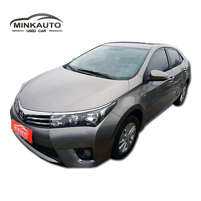 Japan used car toyota corolla car prices with Good Service cheapest price