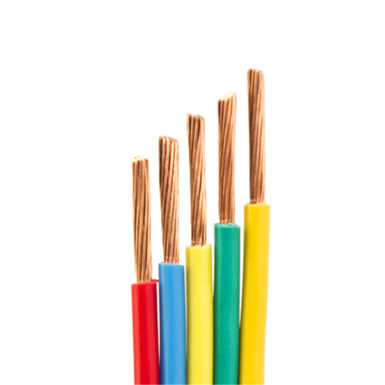 PVC insulated copper wire and cable