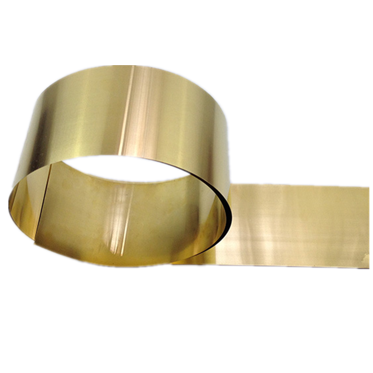 High selling H62 H65 0.02mm 0.05mm 0.1mm 0.2mm 0.5mm brass strip Brass foil with different width