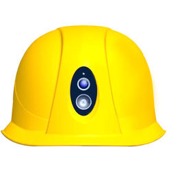 AI Smart Helmet With Camera Using In Power Inspection And Railway Inspection