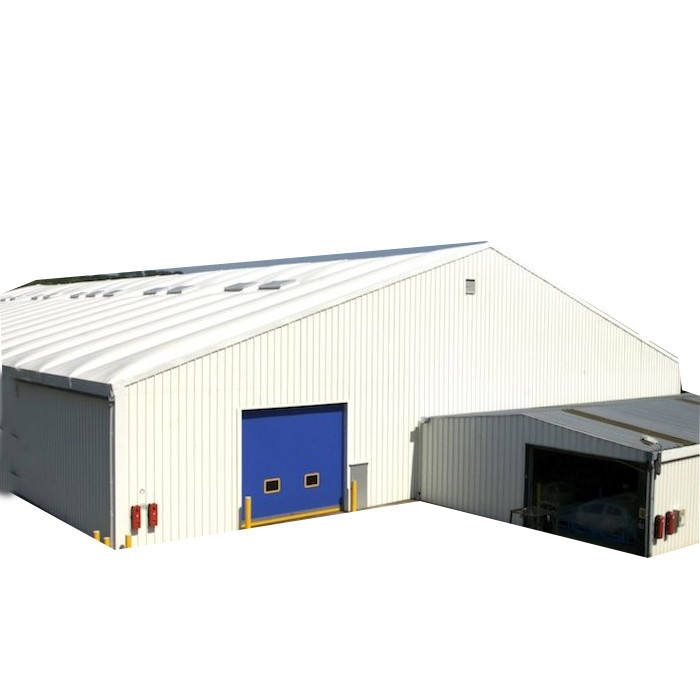 Workshop Use Prefab Warehouse Building within Light Steel Structures / Company Plants