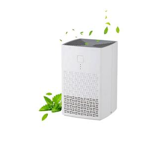 Portable hepa air purifier for home