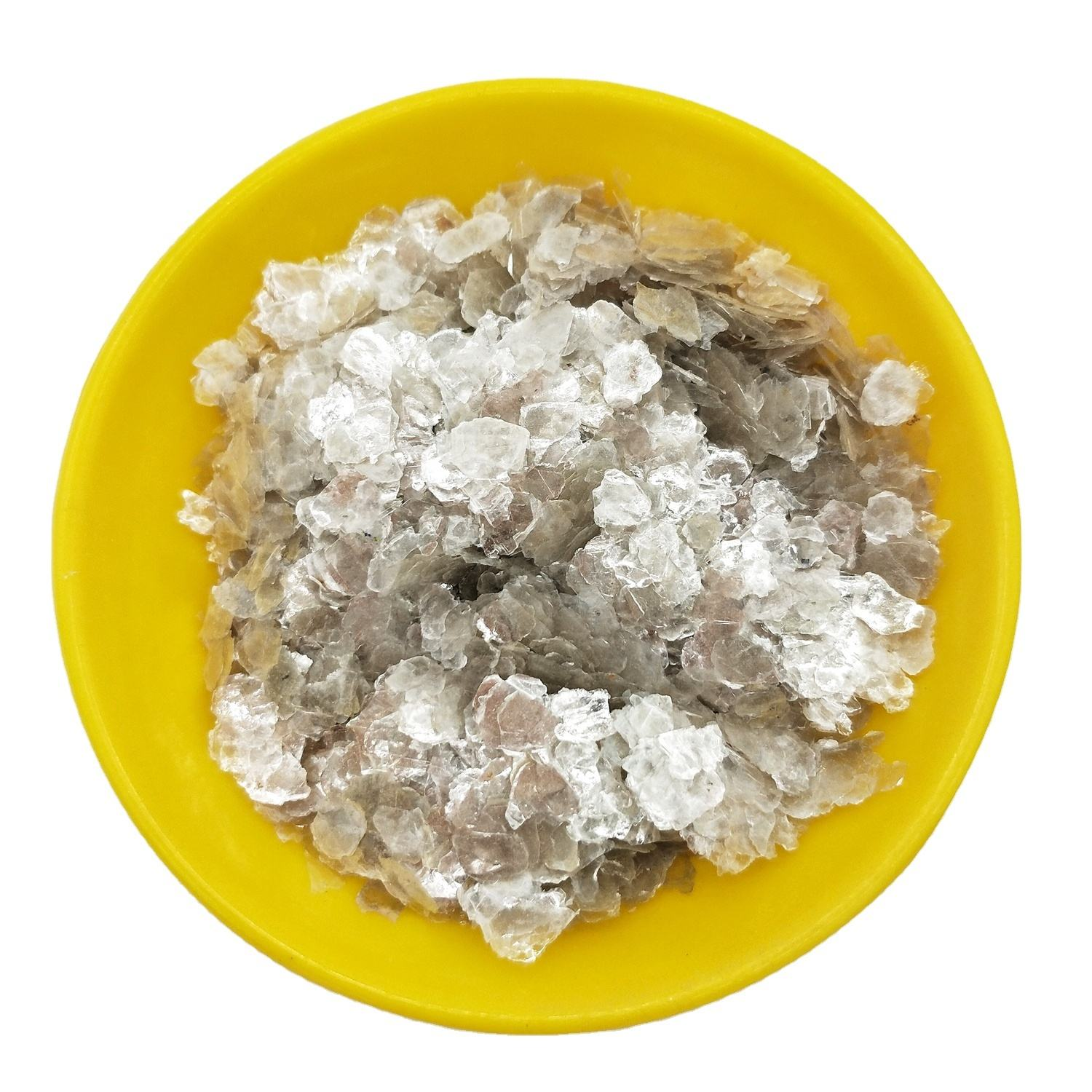 natural muscovite mica flake for electric insulation industry