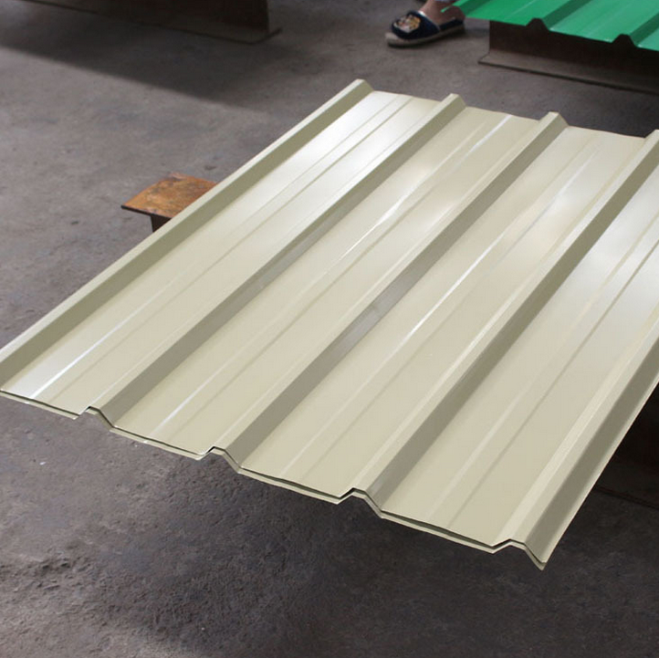 prepainted galvanized iron roofing sheet/ ppgi coil/gi corrugated steel sheet for sale