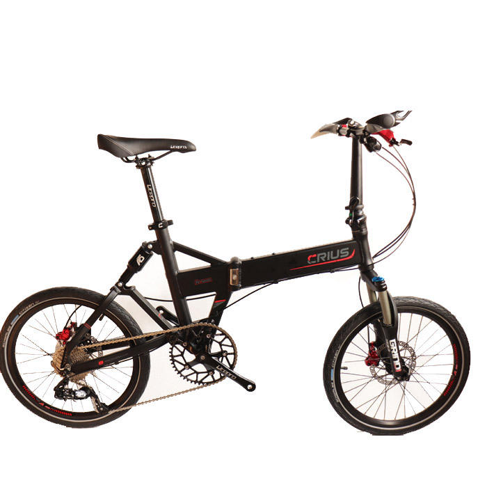 Folding bicycle mountain rode bike folding bike 20inch 9 speed all terrain Lightweight litepro bike