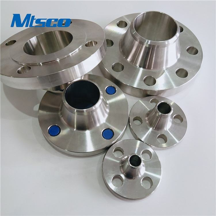 Ready to ship flange F51 F53 F316L Stainless Steel Forged Flange for industry