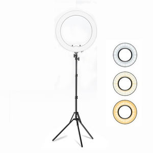 Whitening Fill Lamp 4'6'8'10 inch Ring Light Selfie Live Stream Makeup Video Photographic Lighting Tik tok Youtube LED light