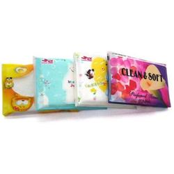 Customized Printed Facial Eco-Friendly Facial Tissue Paper,Wallet Pocket Tissue