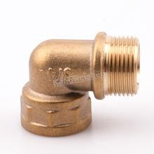 Water Meter Spare Parts Brass Ball Valve And brass fitting for pex