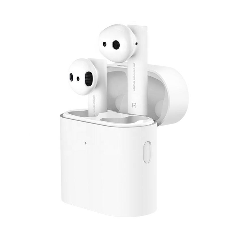 Wholesale For XiaoMi Air 2 SE White Wireless Earplugs TWS Noise Cancelling Magnetic Charging Stereo Sports Wireless headset