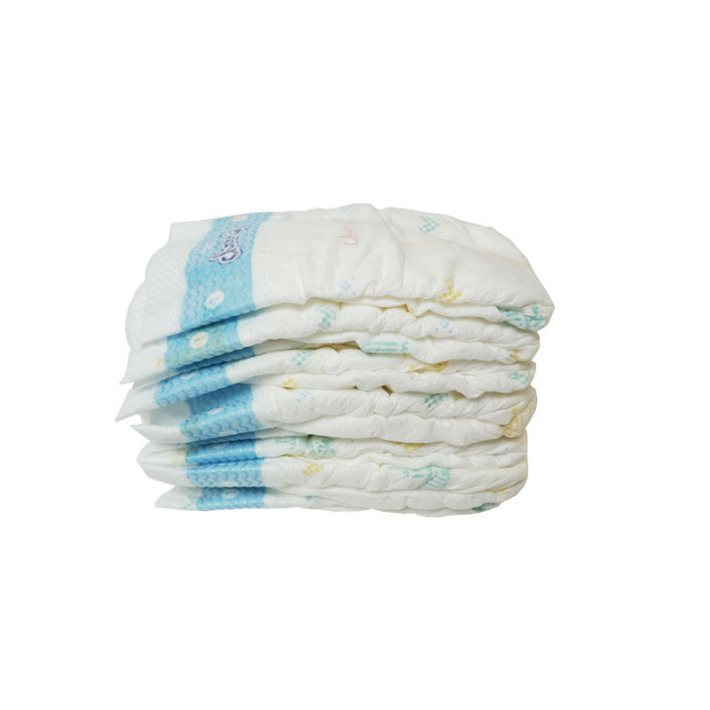 Quality Choice Non Woven Fabric Soft Breathable High Absorption Disposable Baby Diapers Nappies