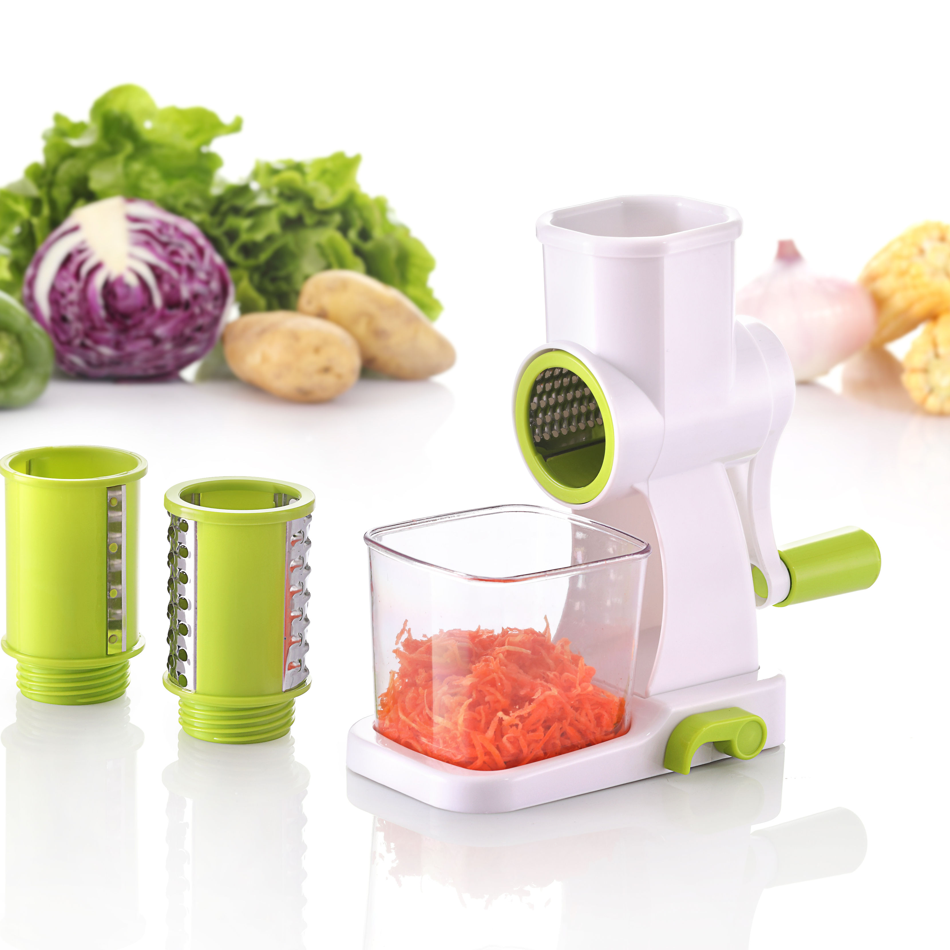 Multifunctional Manual hand food Vegetable cutter and Grater for kitchen accessories