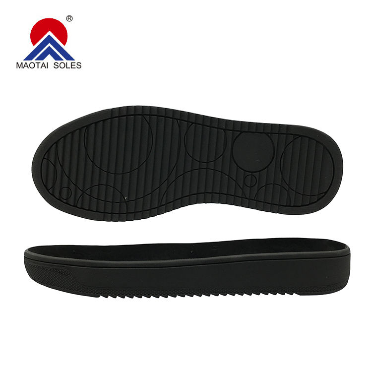 Wholesale Leisure Rubber Water Repellency Outsole,Black Rubber Sheet For Shoe Sole