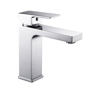 B0013-F Modern commercial bathroom brass basin mixer faucet single handle washbasin mixer