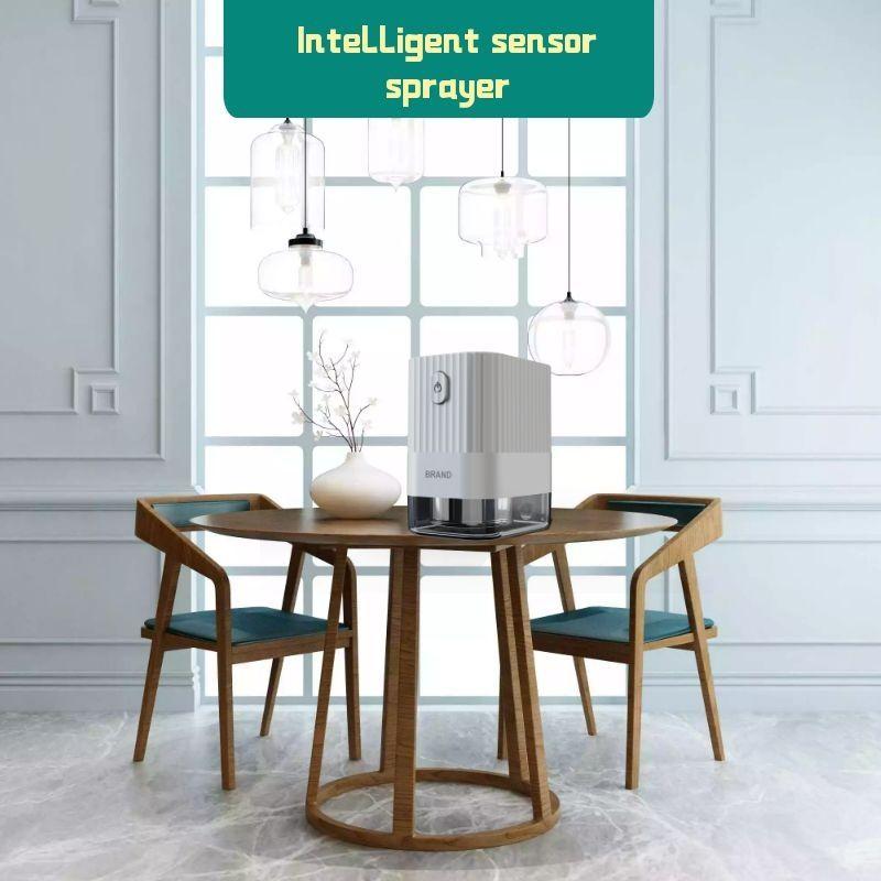 inteligentes de inducción esterilizador casa Oficina material de ABS 76*60*92mm interior del tubo impermeable de la diseño