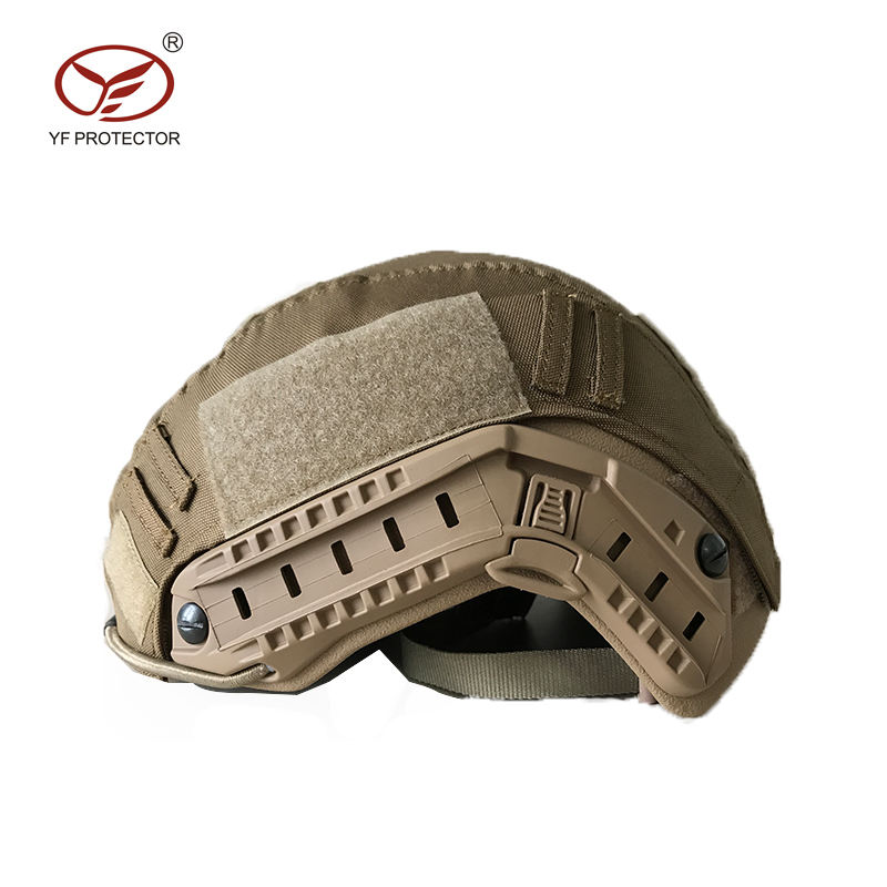 NIJ IIIA Aramid FAST Ballistic Helmet Bulletproof Helmet Military Equipment Bullet Proof Helmet Bulletproof