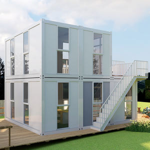Mini Prefab Houses Luxury Prefabricated Prefab Houses Made In China