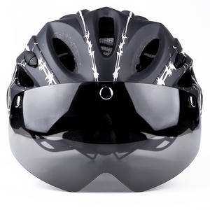 Latest Style Road Mountain Bike Racing Light weight Double-layer Sport Headgear Cycling Helmet