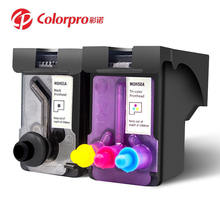 Colorpro GT51 GT52 remanufactured ink cartridges compatible for HP 5810 5820 printer ink cartridge 51 52
