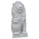 Statues Sculpture Stone Statue Marble Lion Sculpture Outdoor Animal Big White Stone Marble Lion Statues For Sale