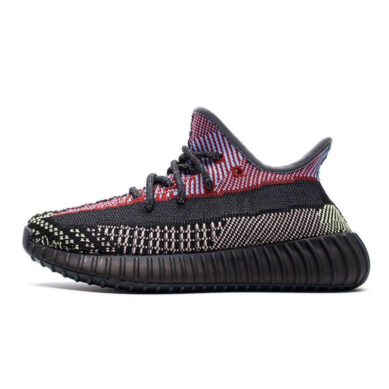2020 New 350 Kanye West Static Black Running 350 Men Women Sports Trainers Sneakers eur 36-46