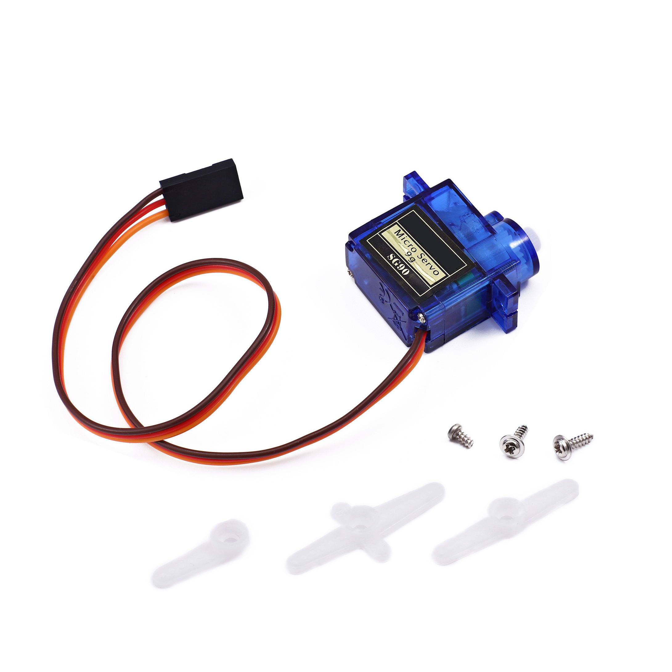 Wholesale High Quality Steering Gear Fixed 180 Degrees Mini Micro 9g Servo Motor SG90