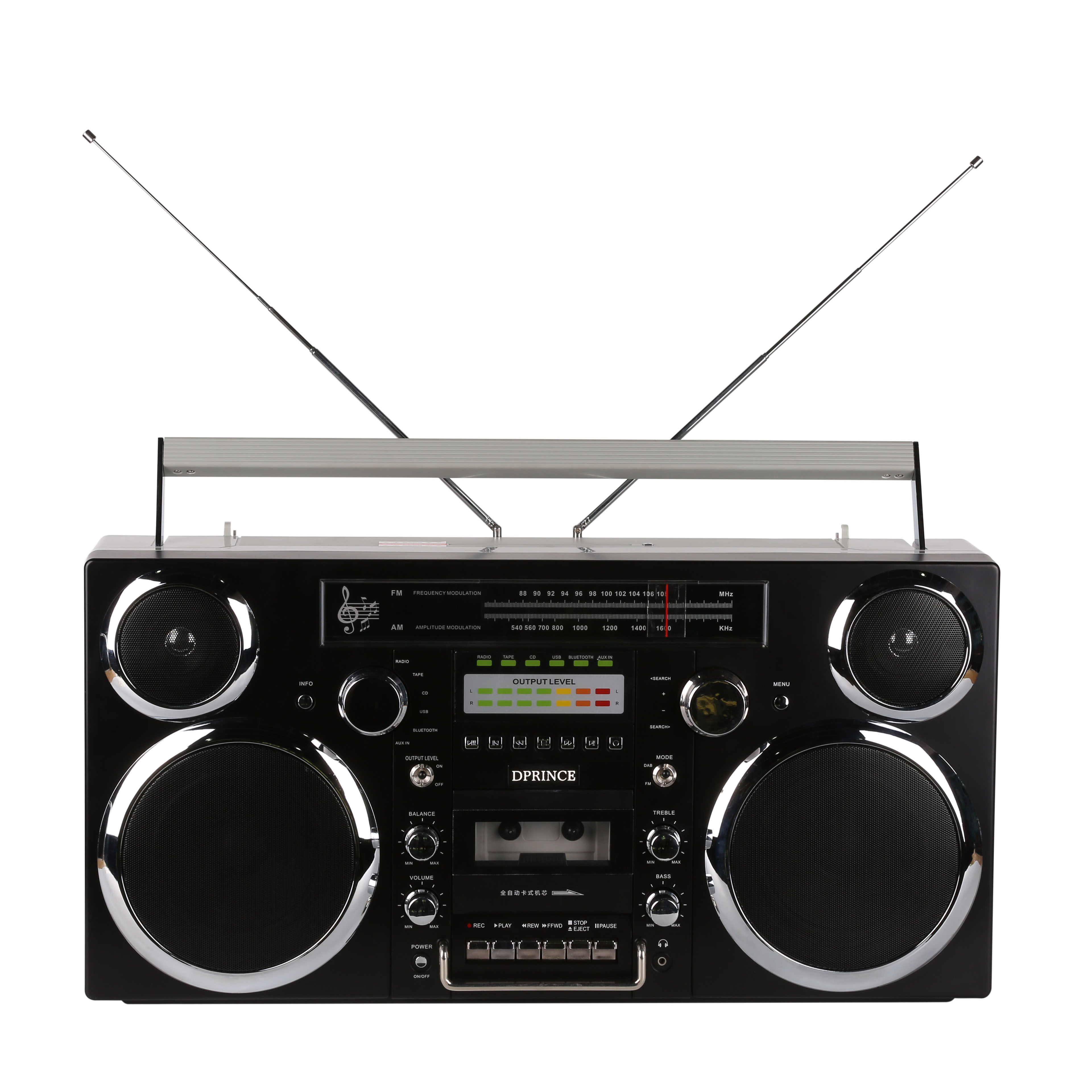 <span class=keywords><strong>CD</strong></span> <span class=keywords><strong>Boombox</strong></span> עם Bluetooth