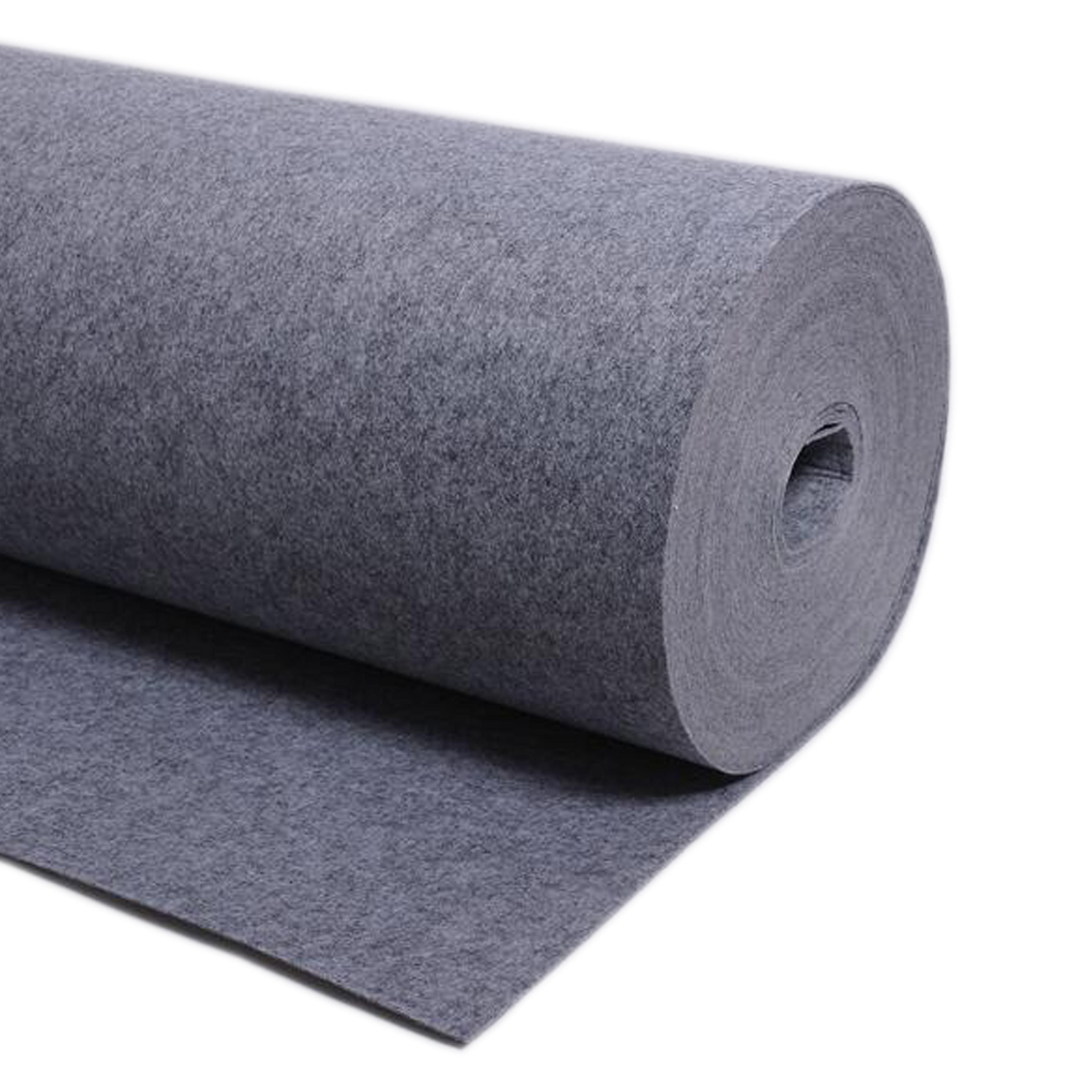 Eco-friendly needle punching felt fabric non woven roll