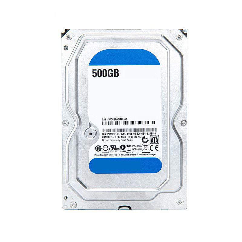 Good Price 2.5インチ/3.5インチRefurbished 5400rpm 500ギガバイトhdd ssdノートパソコンHard Disk Drive HDD /SSD For Desktop /Notebook