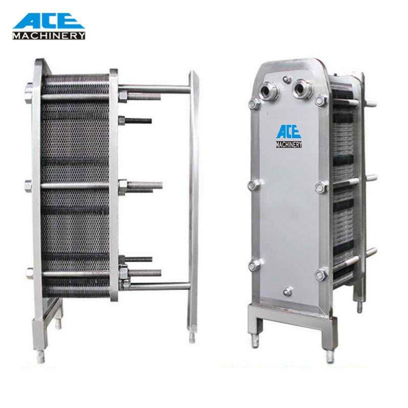 Best Factory Price Food Grade Stainless Steel Plate Heat Exchanger Price