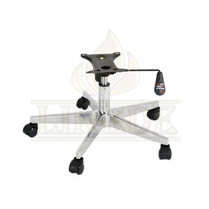 Hot Sale High quality 5 star aluminum office swivel chair base legs parts