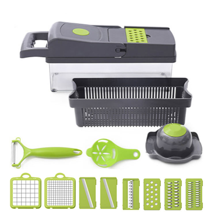 2021 Top Seller Amazons Online Shipping to USA Amazon FBA Kitchen Accessories Potato Grater Salad Vegetable Cutter Slicer