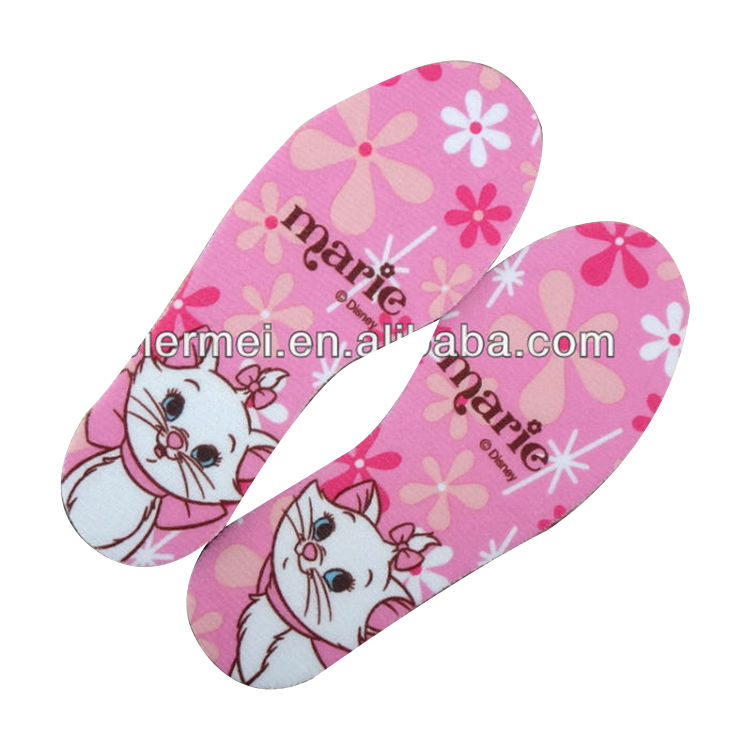 Natural Design Insole Kids Shoe Insoles