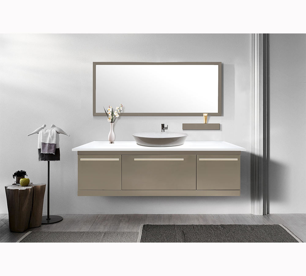 High Quality stainless steel bathroom vanity bath sink cabinet