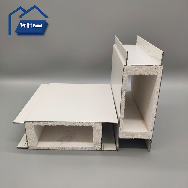 low cost eps concrete sandwich wall panel for prefab house low price and high quality construction matel polyurethane sandwich p