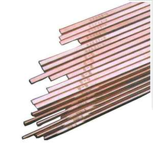 Phosphorus Copper Alloy Filler Brazing Wire customized electric appliance refrigeration joint flux aluminum welding rods