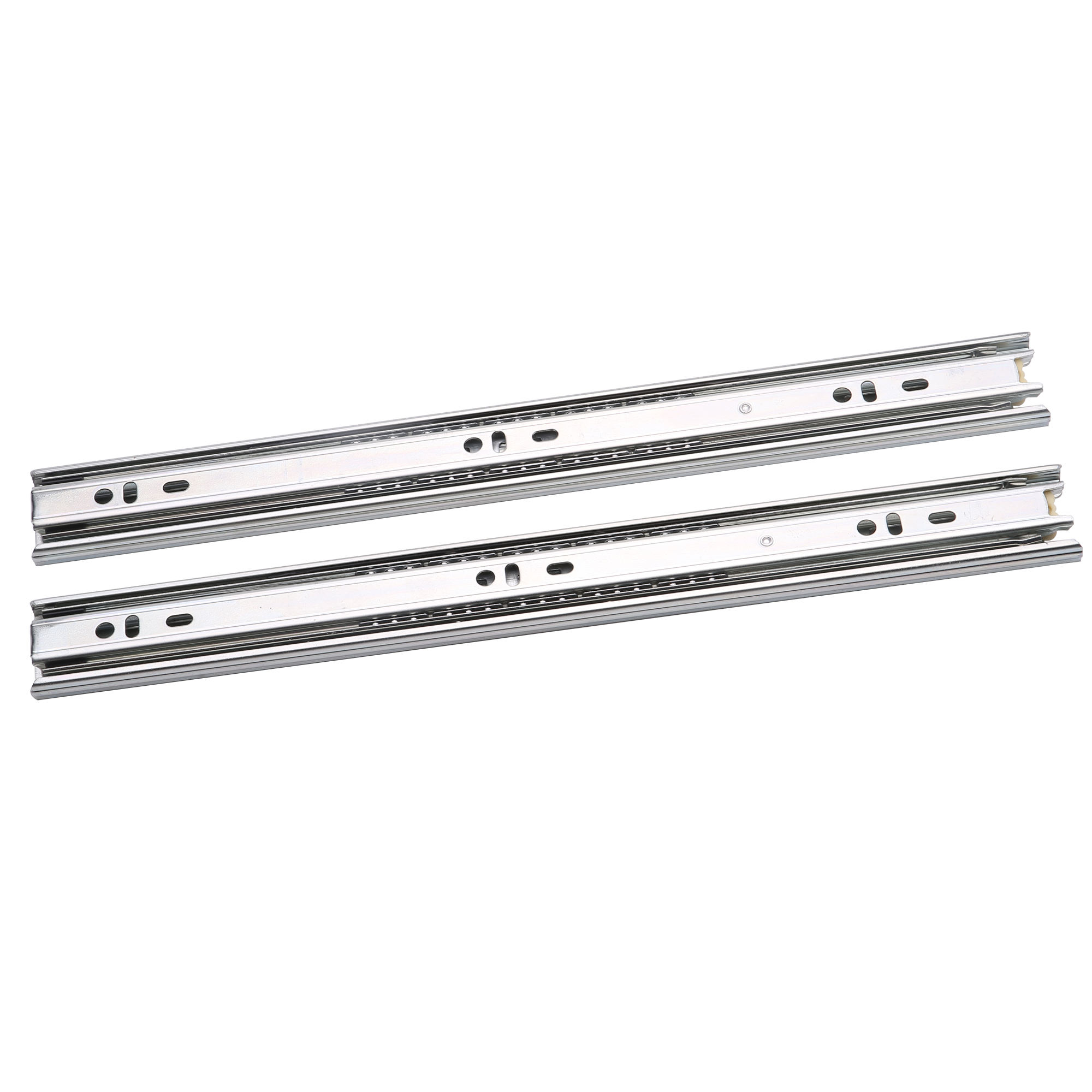 3 Fold Full Extension Ball Bearing Drawer Slide/Telescopic Channel