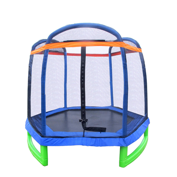 Fourstar 7FT Outdoor Kid Fitness Trampolines