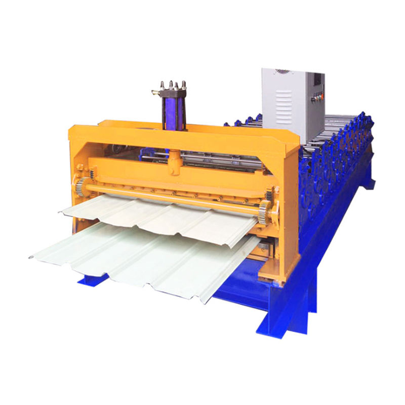 roofing sheets making machine Double layer roof tile making machine