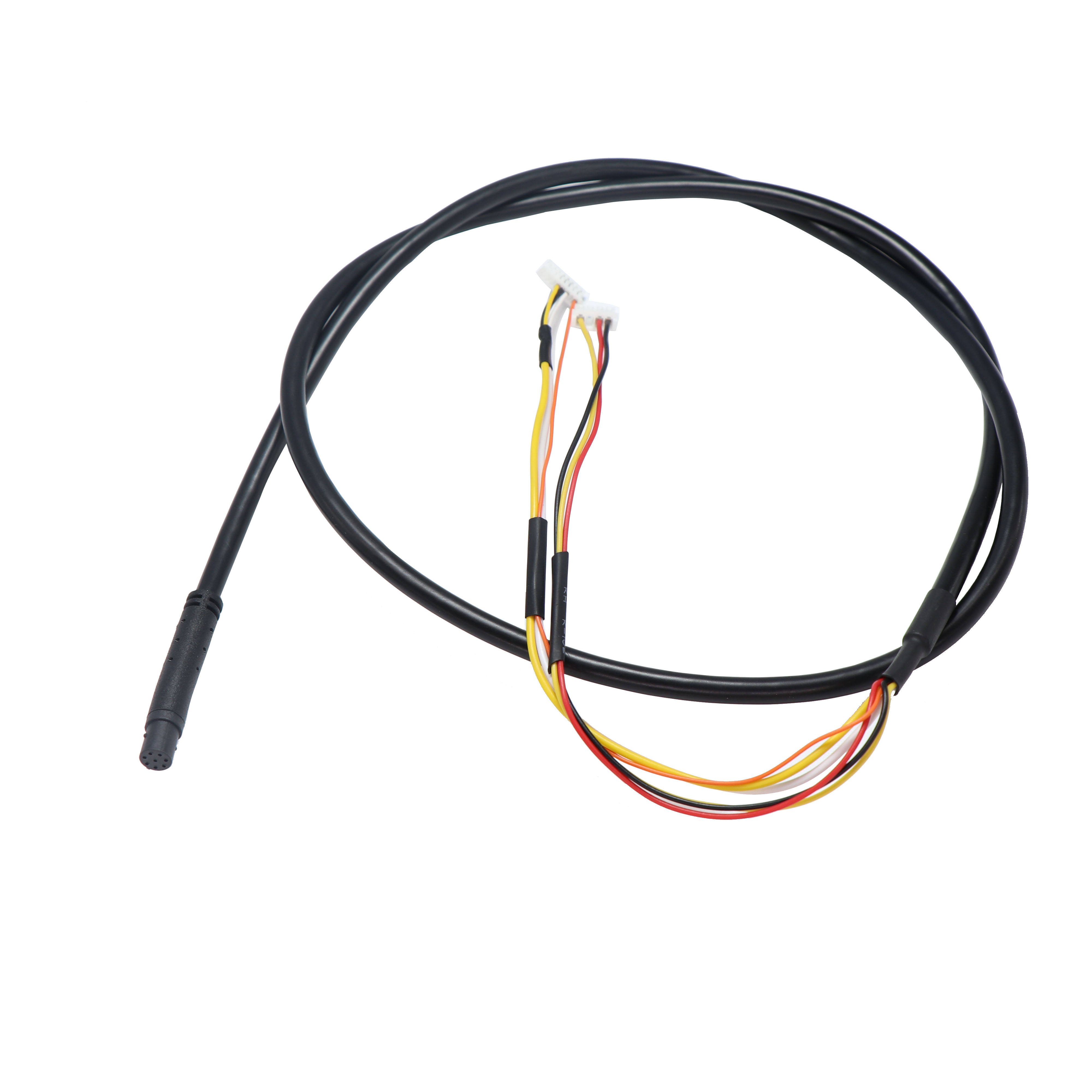Terminal [ Car Cable Connector ] Connector Cable Connector Car Terminal Lamp Electric Lighting M8 8pin Wiring Harness Cable Connector