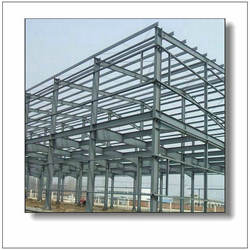 easy build modular warehouse building metal warehouse/building made in China