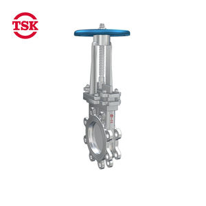 High Quality Competitive Price Hand Wheel Soft Sealing Type Lug Knife Gate Valve Made in China Normal High Temperature