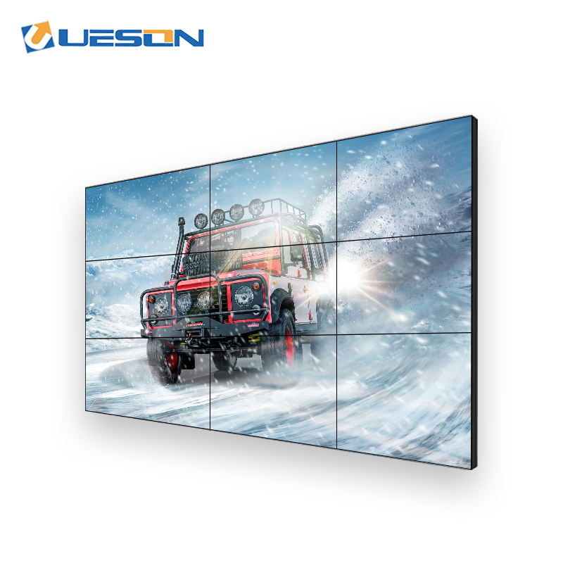 Original factory lcd video wall software seamless indoor system