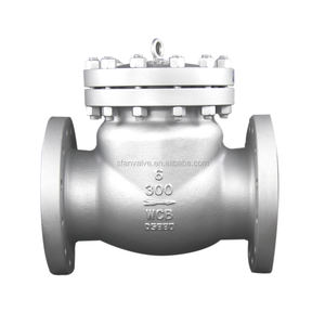 SFAN Cast Steel Price 4 Inch Swing Check Non Return Valve